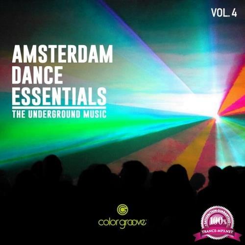 Amsterdam Dance Essentials, Vol. 4 (The Underground Music) (2019)