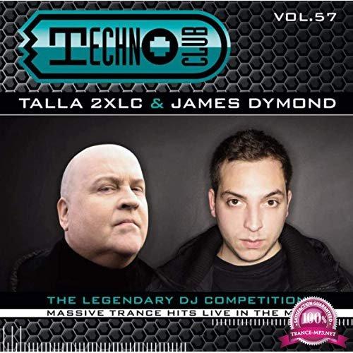 Talla 2 XLC & James Dymond - Techno Club Vol 57 (2019)