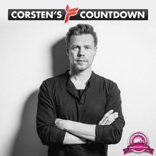 Ferry Corsten - Corsten's Countdown 638 (2019-09-18)