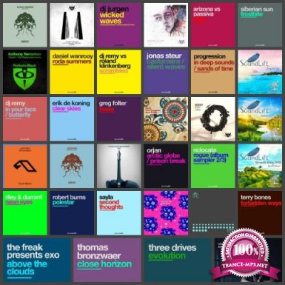 Flac Music Collection Pack 024 - Trance, House 2002-2019 (2019)