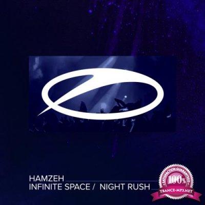 HamzeH - Infinite Space / Night Rush (2019)