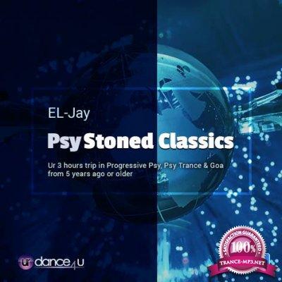 EL-Jay - PsyStoned Classics 013 (2019-09-11)