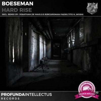 Boeseman - Hard Rise (2019)