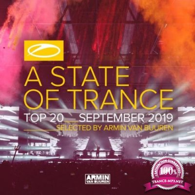 A State Of Trance Top 20 September 2019 (Selected by Armin van Buuren) (2019)