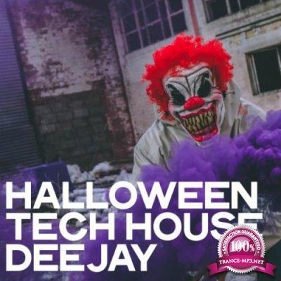 Halloween Tech House Deejay (2019)
