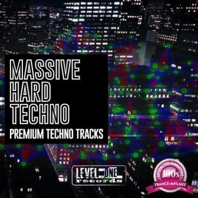 Massive Hard Techno (Premium Techno Tracks) (2019)