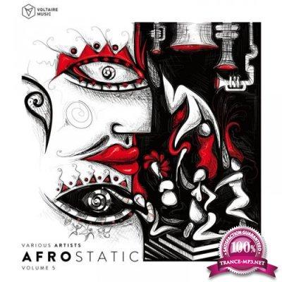 Voltaire Music Pres. Afrostatic, Vol. 5 (2019)
