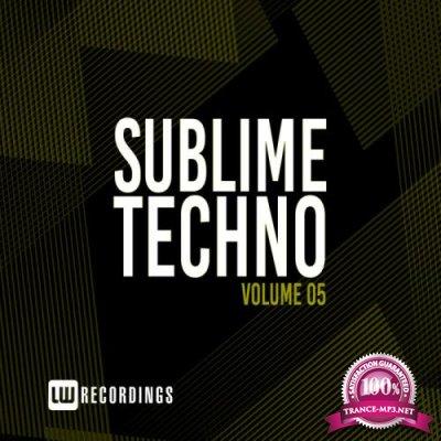 Copyright Control - Sublime Techno, Vol. 05 (2019)
