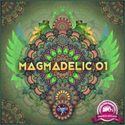 Magmadelic 01 (2019)