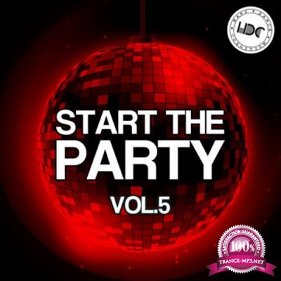Hard Dance Coalition - Start The Party, Vol. 5 (2019)