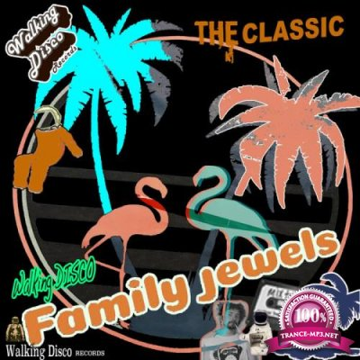 The Classic Disco Madness / Family Jewels (2019)