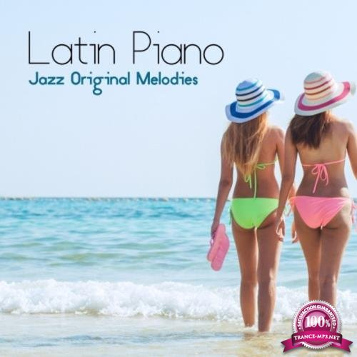 Alvaro Del Maris - Latin Piano Jazz Original Melodies (2019)