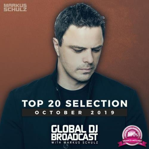 Markus Schulz - Global DJ Broadcast: Top 20 October 2019 (2019)