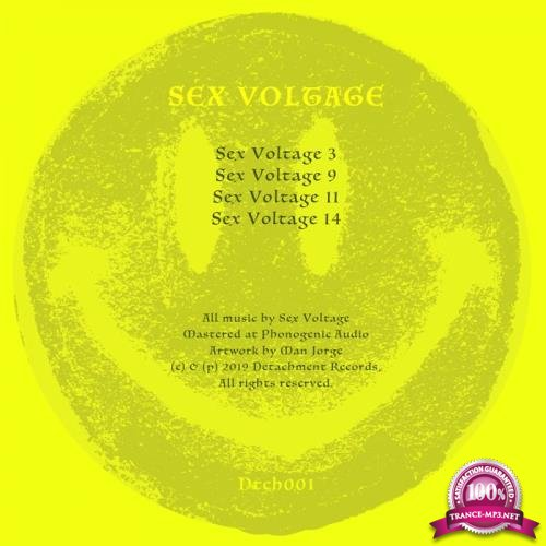 Sex Voltage - Sex Voltage (2019)
