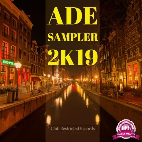 Club Restricted Records ADE Sampler 2k19 (2019)