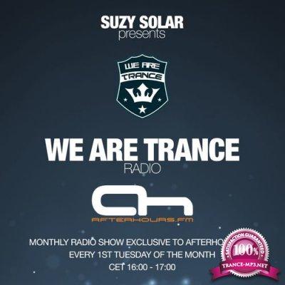 Suzy Solar - We Are Trance Radio 025 (2019-10-01)