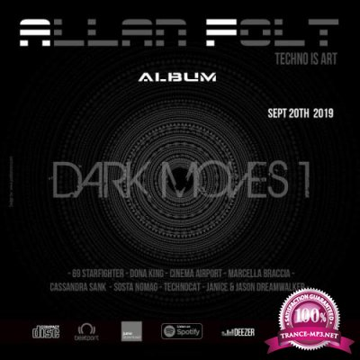 Allan Folt - Dark Moves 1 (2019)