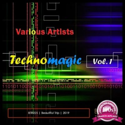 Technomagic, Vol. 1 (2019)
