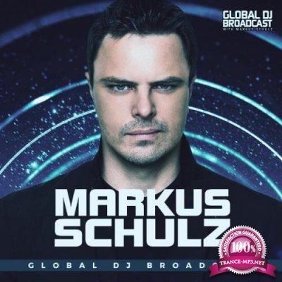 Markus Schulz - Global DJ Broadcast (2019-10-03) World Tour Hamilton