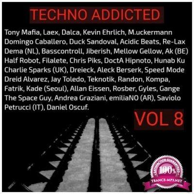 Techno Addicted Vol 8 (2019)