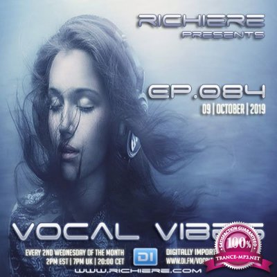 Richiere - Vocal Vibes 084 (2019-10-09)