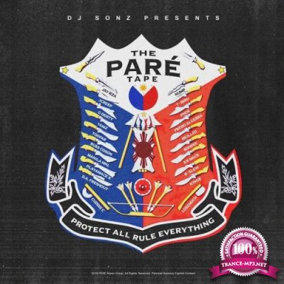 Dj Sonz - The Pare Tape (2019)