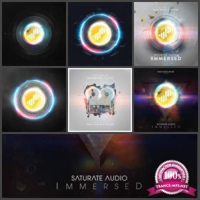 Saturate Audio - 6 Compilations - 2014-2019 (2019) FLAC