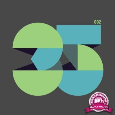 DJ Pierre & Phuture - 35-002 (Acid Track Remixes) (2019)