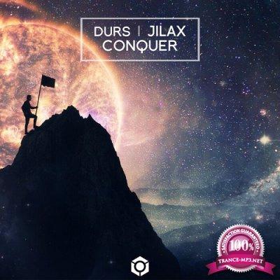 Jilax & Durs - Conquer (Single) (2019)