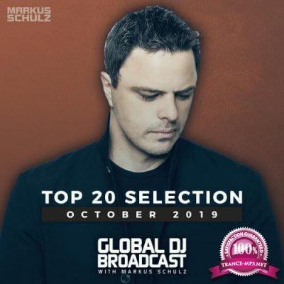 Markus Schulz - Global DJ Broadcast: Top 20 October 2019 (2019) Flac