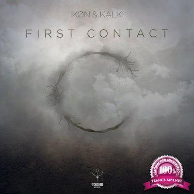 Kalki & Ikon - First Contact (Single) (2019)