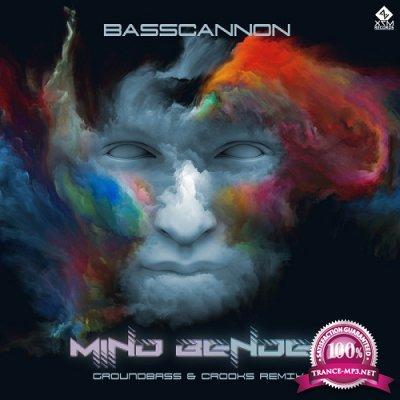 Basscannon - Mind Bender (GroundBass & Crooks Remix) (Single) (2019)