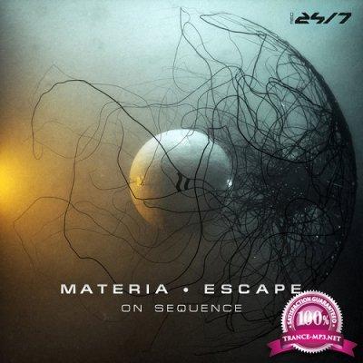 Materia & Escape - On Sequence (Single) (2019)