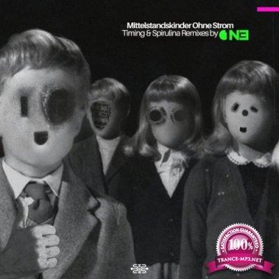 Mittelstandskinder Ohne Strom - Timing & Spirulina (ON3 Remixes) EP (2019)