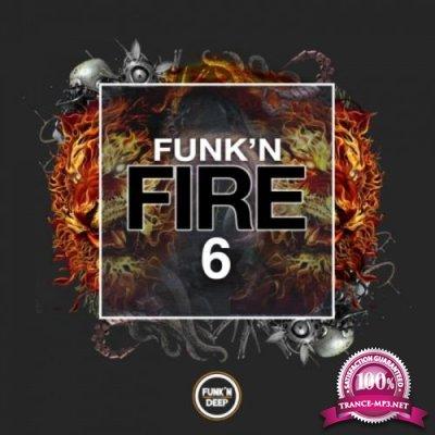Funk'n Deep - Funk'n Fire 6 (2019)