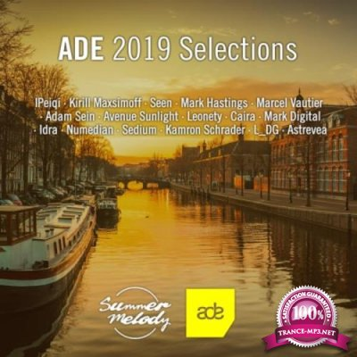 Summer Melody Amsterdam Dance Event 2019 Selections (2019)