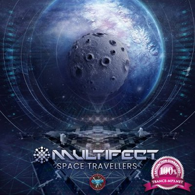 Multifect - Space Travellers EP (2019)