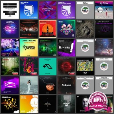 Fresh Trance Releases 194 (2019)