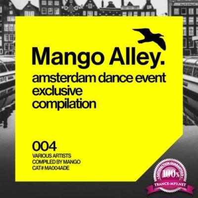 Mango Alley - MA. ADE 004 Compilation (2019)