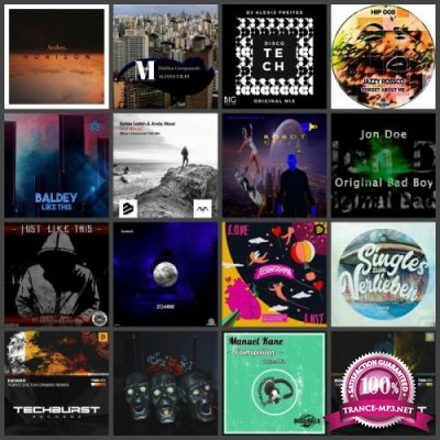 Beatport Music Releases Pack 1438 (2019)