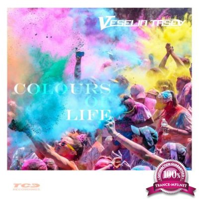 Veselin Tasev - Colours of Life (2019)