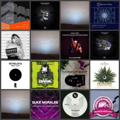 Beatport Music Releases Pack 1464 (2019)