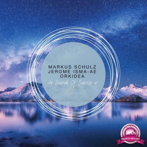 Markus Schulz, Jerome Isma-Ae & Orkidea - In Search of Sunrise 15 (2019) FLAC