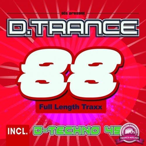 D.Trance 88 (Incl D-Techno 45) (2019)