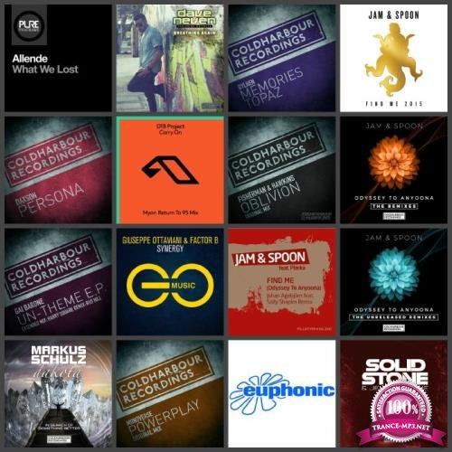 Flac Music Collection Pack 032 - Trance [2014-2019] (2019)