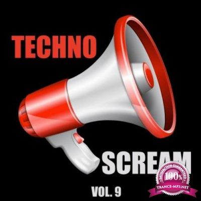 Techno Scream, Vol. 9 (2019)