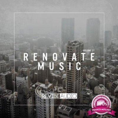 Renovate Music, Vol. 27 (2019)