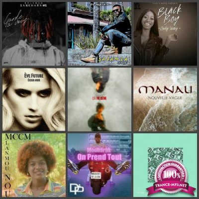 Electronic, Rap, Indie, R&B & Dance Music Collection Pack (2019-11-08)