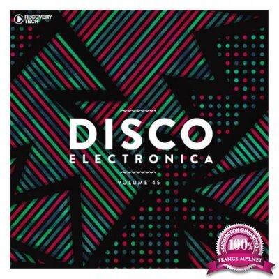 Disco Electronica, Vol. 45 (2019)