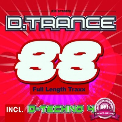 D.Trance 88 (Incl D-Techno 45) (2019)
